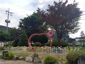 철원 김화읍 화강 가을나들이 축제 개최
