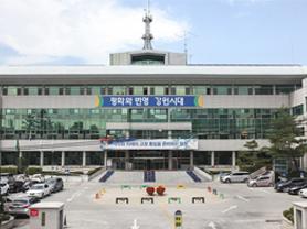 철원, 충무공 김응하장군 전사 400주년 추모 합토     제 봉행