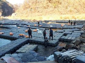 철원, 2019년 한탄강 화산절경 물윗길(부교) 조성사업 착공