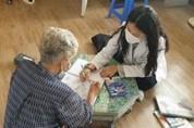 철원군 치매안심센터, 찾아가는 1:1 인지재활 프로그램 운영