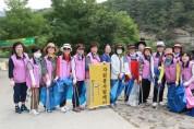 철원군여성단체협의회, 자원봉사 릴레이 활동