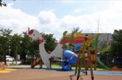 철원군, 어린이 놀이시설 안전점검