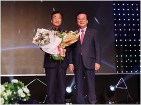 철원군, 대한민국 예술문화 스타대상 수상