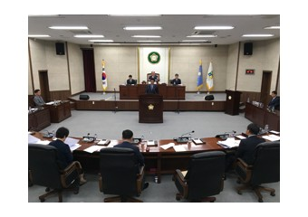 철원군의회, 제256회 임시회 개회
